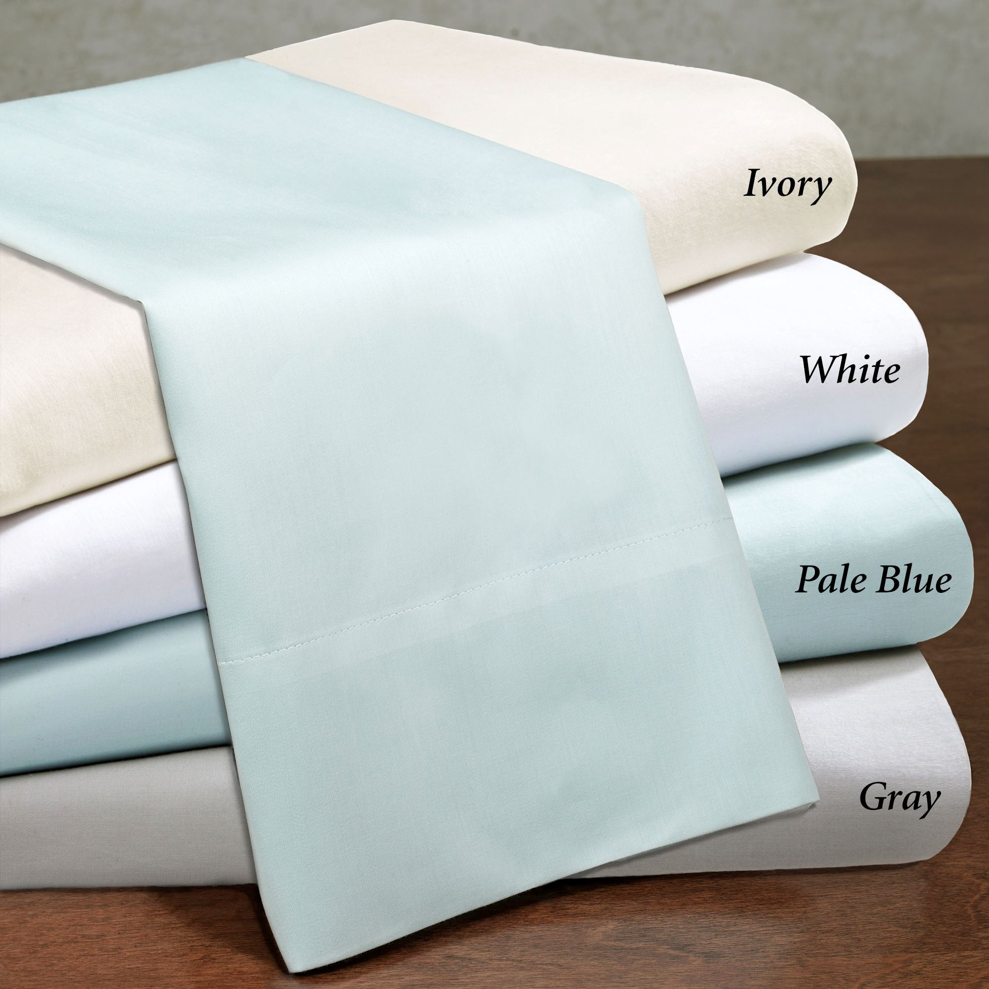 Pima Cotton Silk Touch Sheet Set