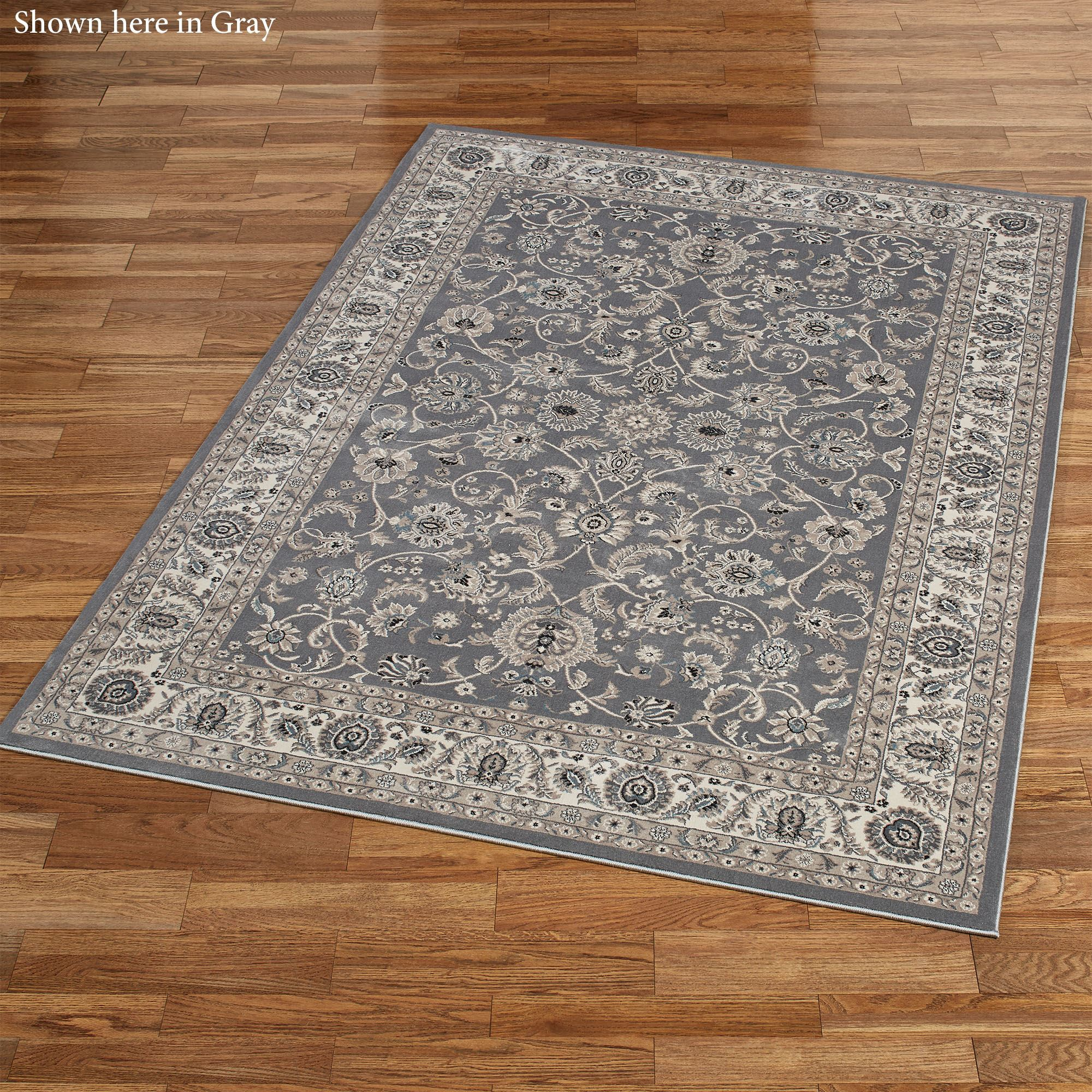 Persian Style Traditional Area Rugs