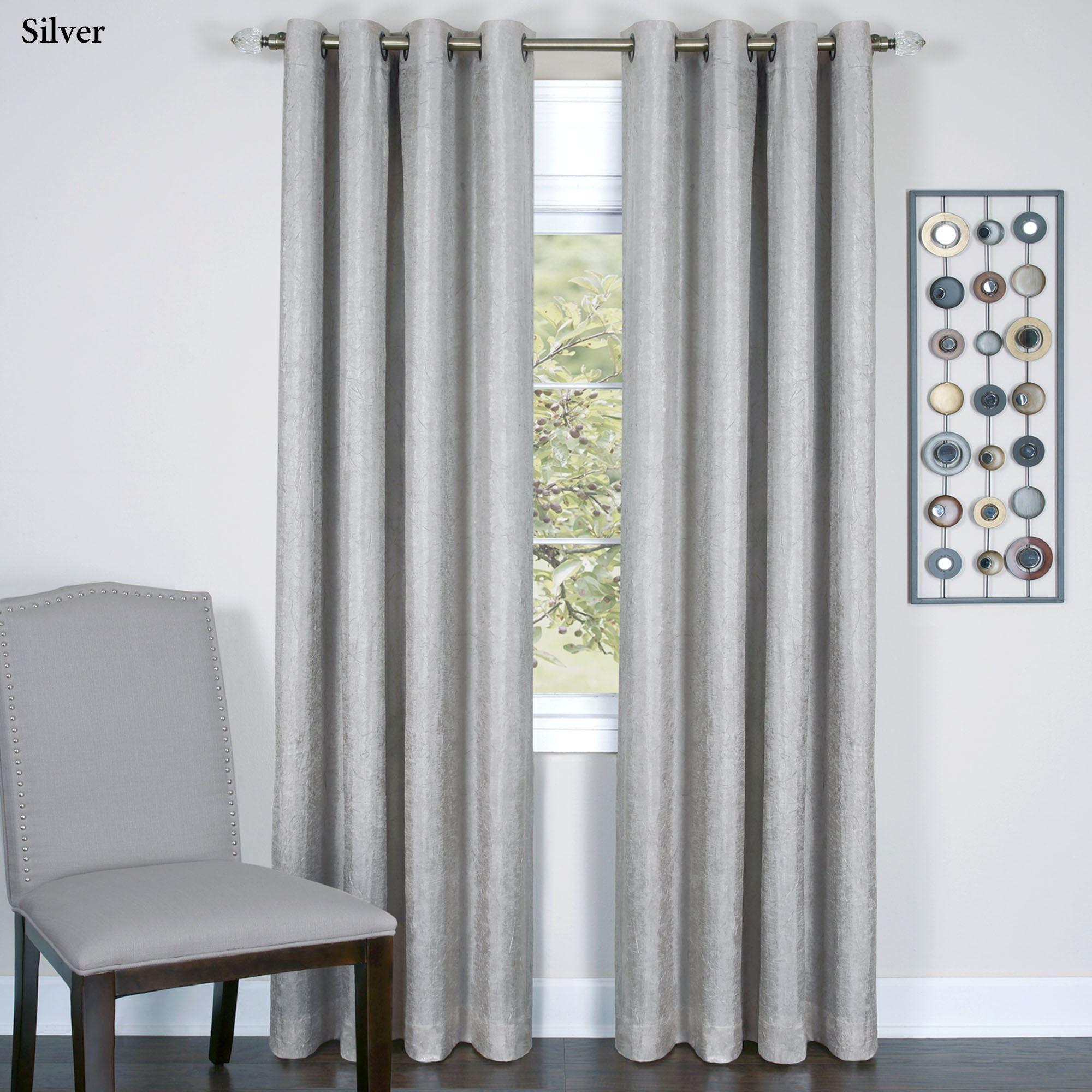 Taryn Room Darkening Grommet Curtain Panel