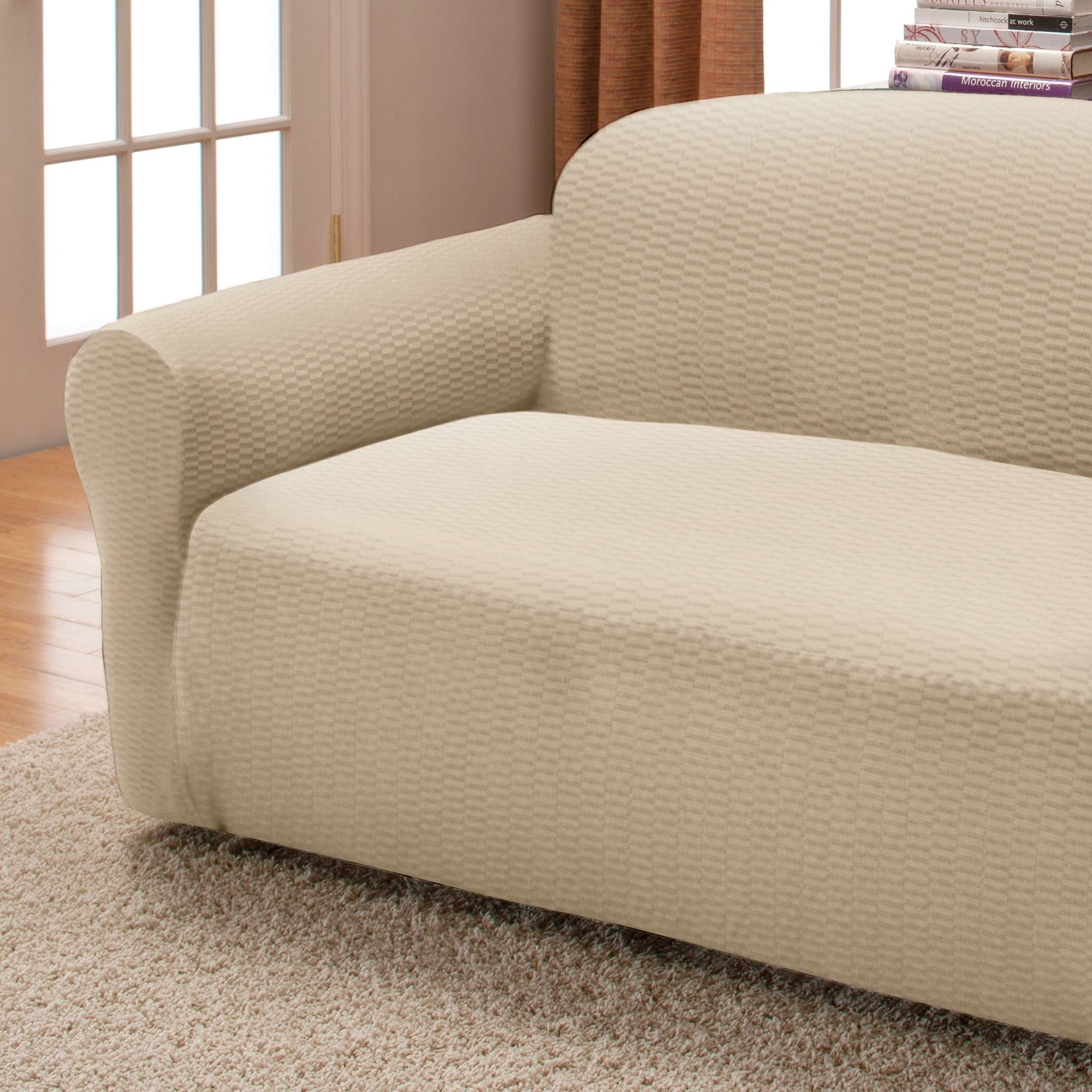Raise The Bar Sofa Stretch Slipcover