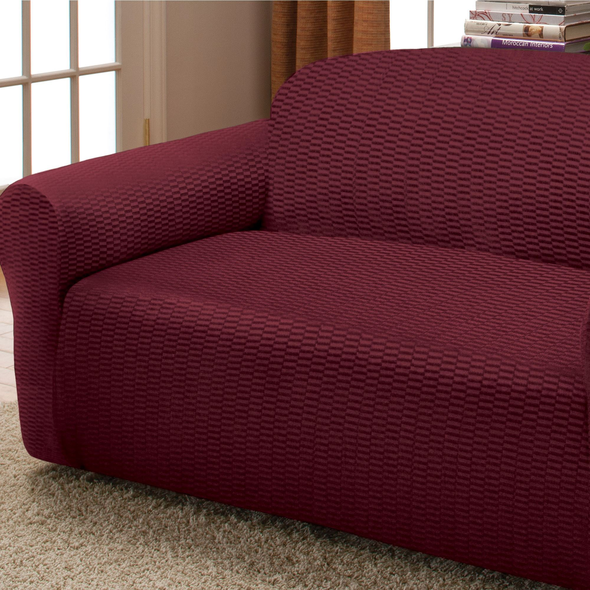 Raise the Bar Stretch Sofa Slipcovers