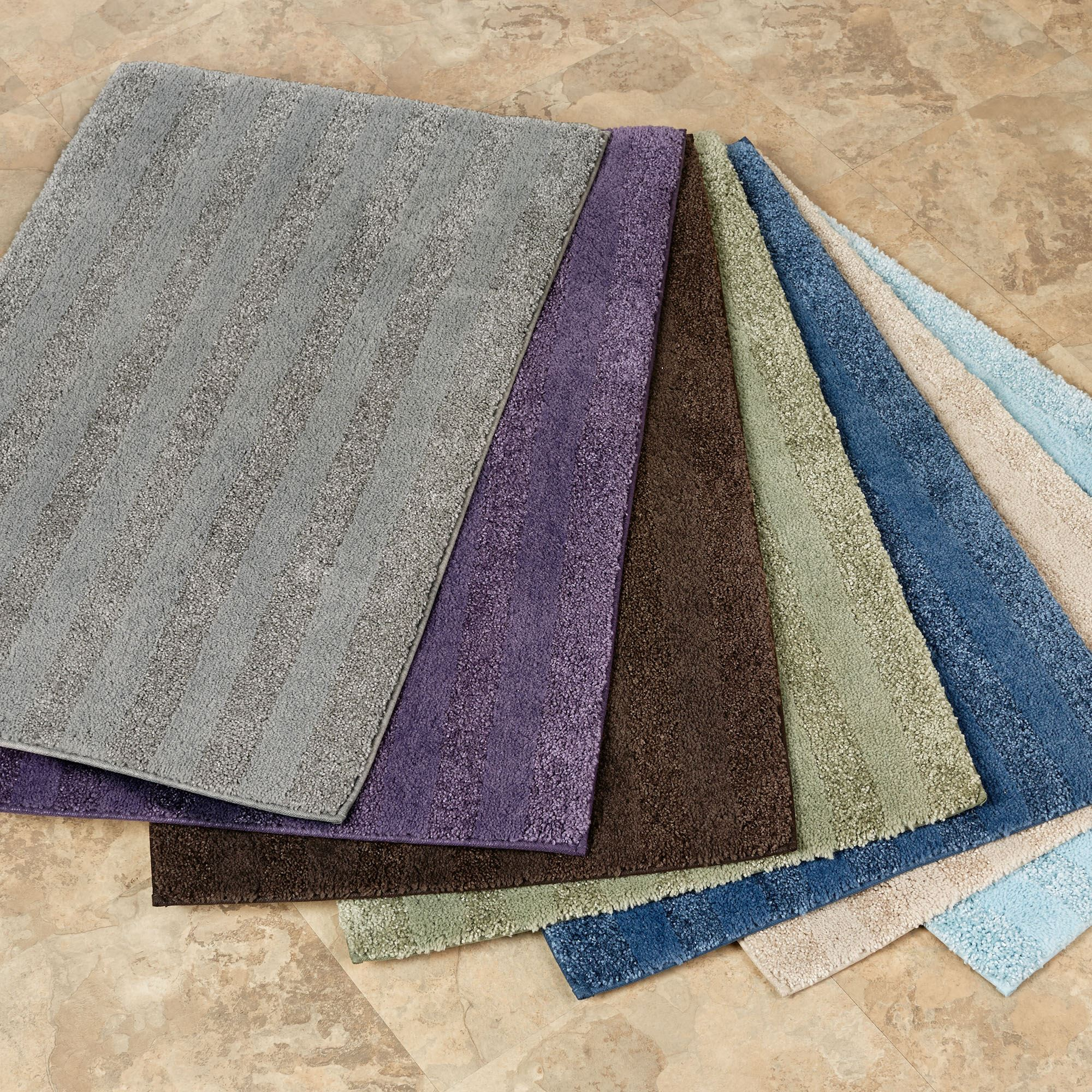 mat inch product free bath shag shipping bedding windsor home memory orders over on foam x overstock purple mats