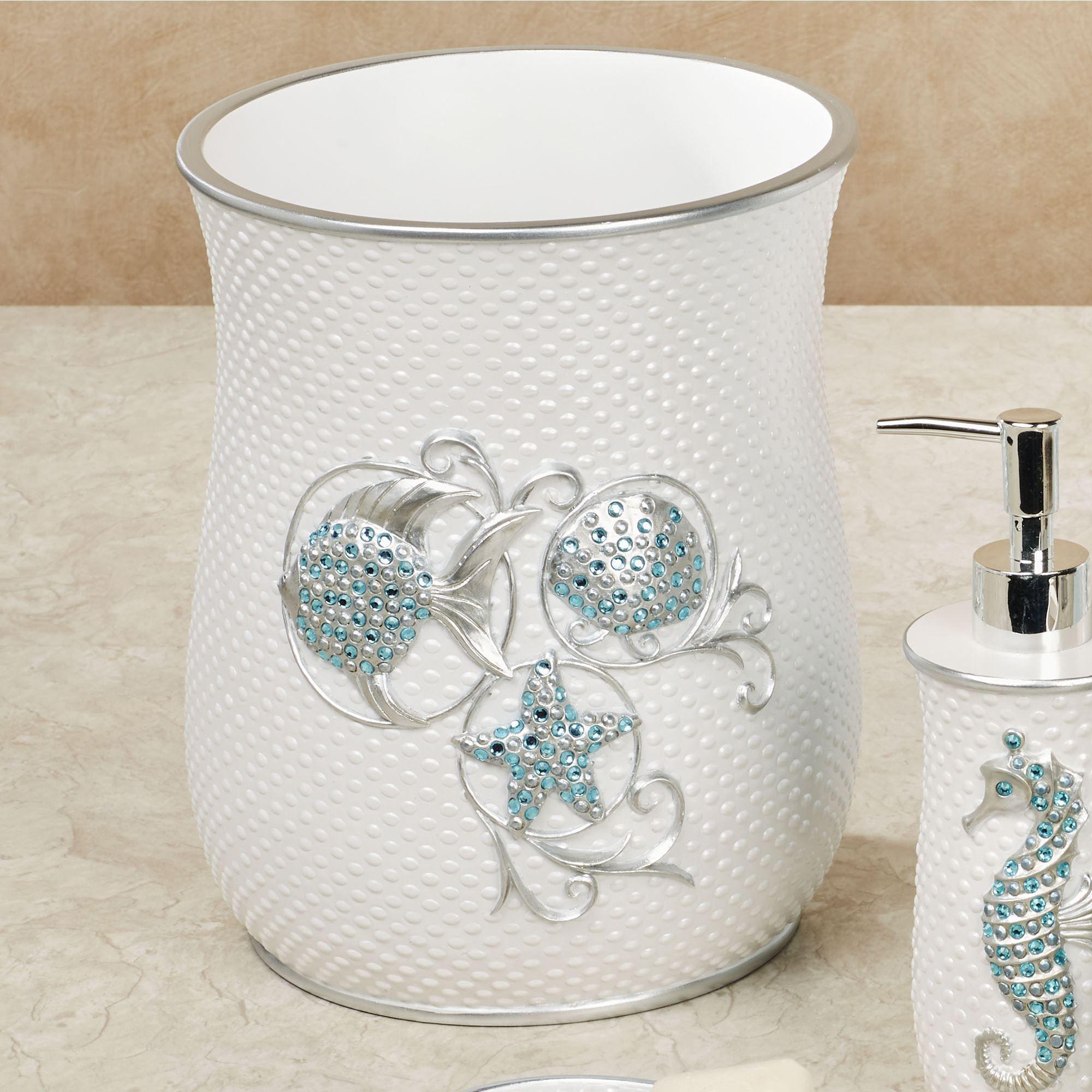 Watermark Gem Coastal Bath Accessories
