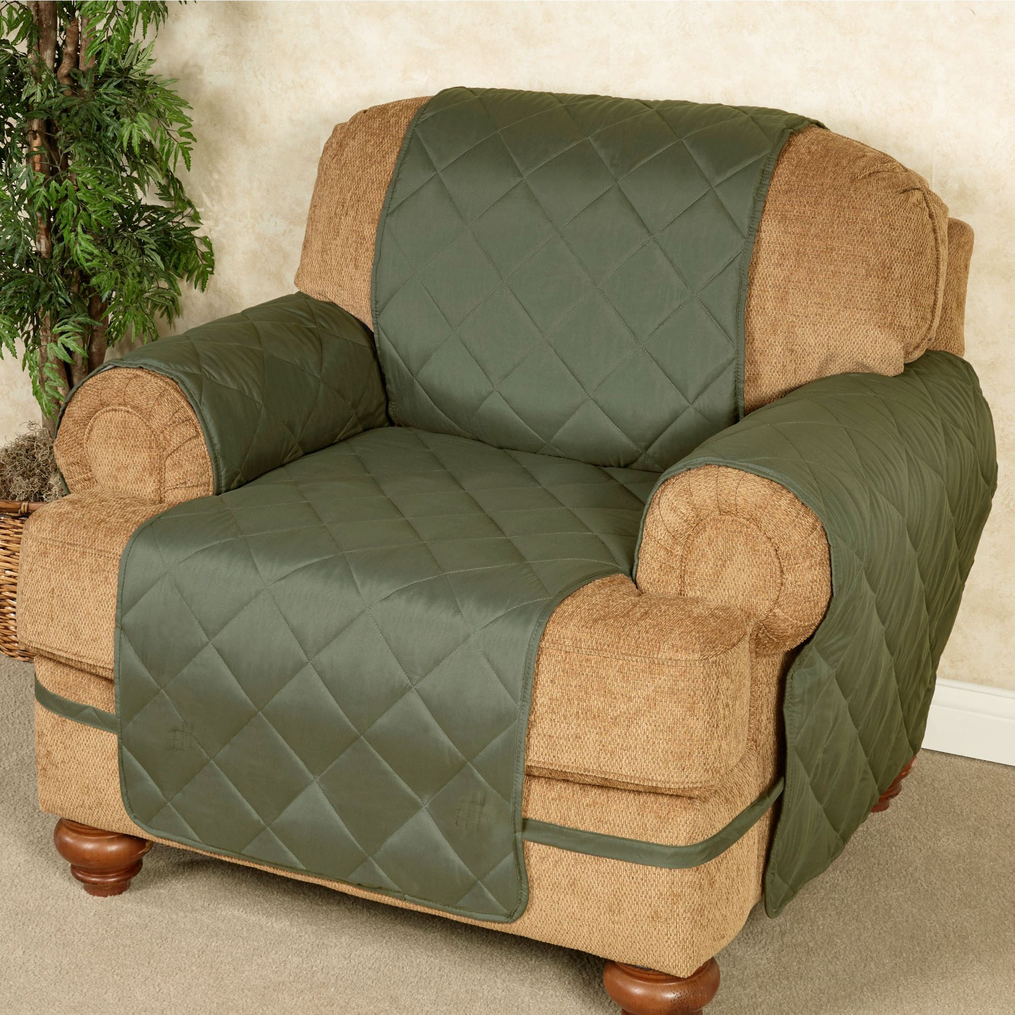 Ultimate Microfiber Furniture Protector Cover Chair