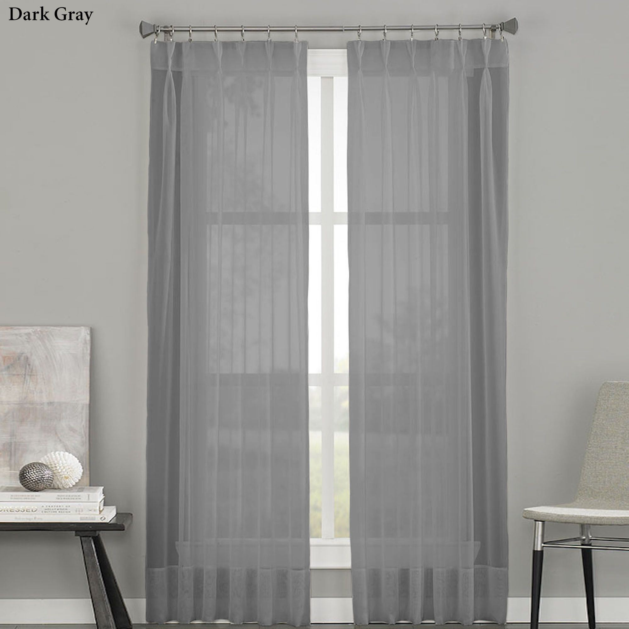 curtain miller panel sheer curtains picture inch rod pocket of window voile p crushed basil preston
