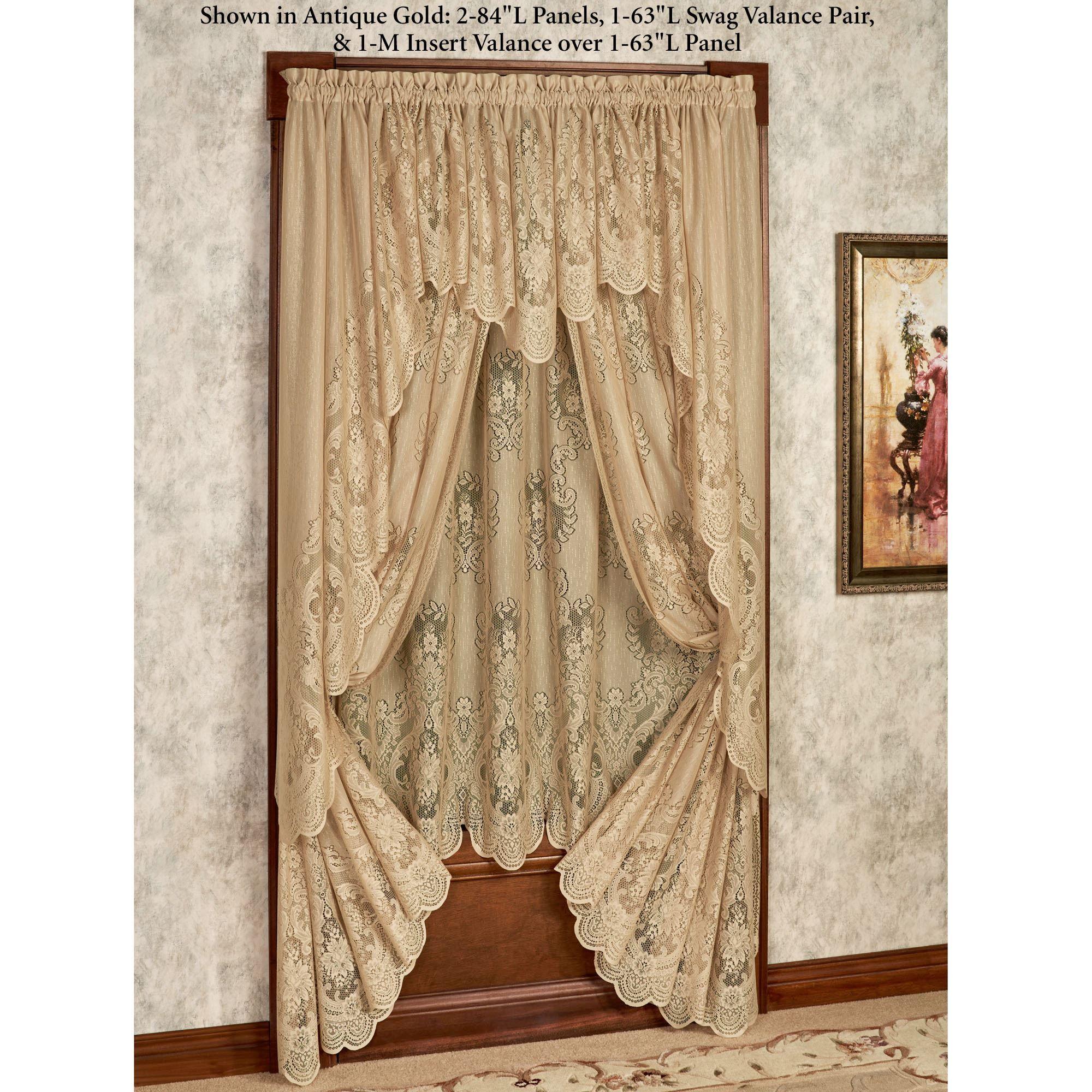72 L Curtain Panels
