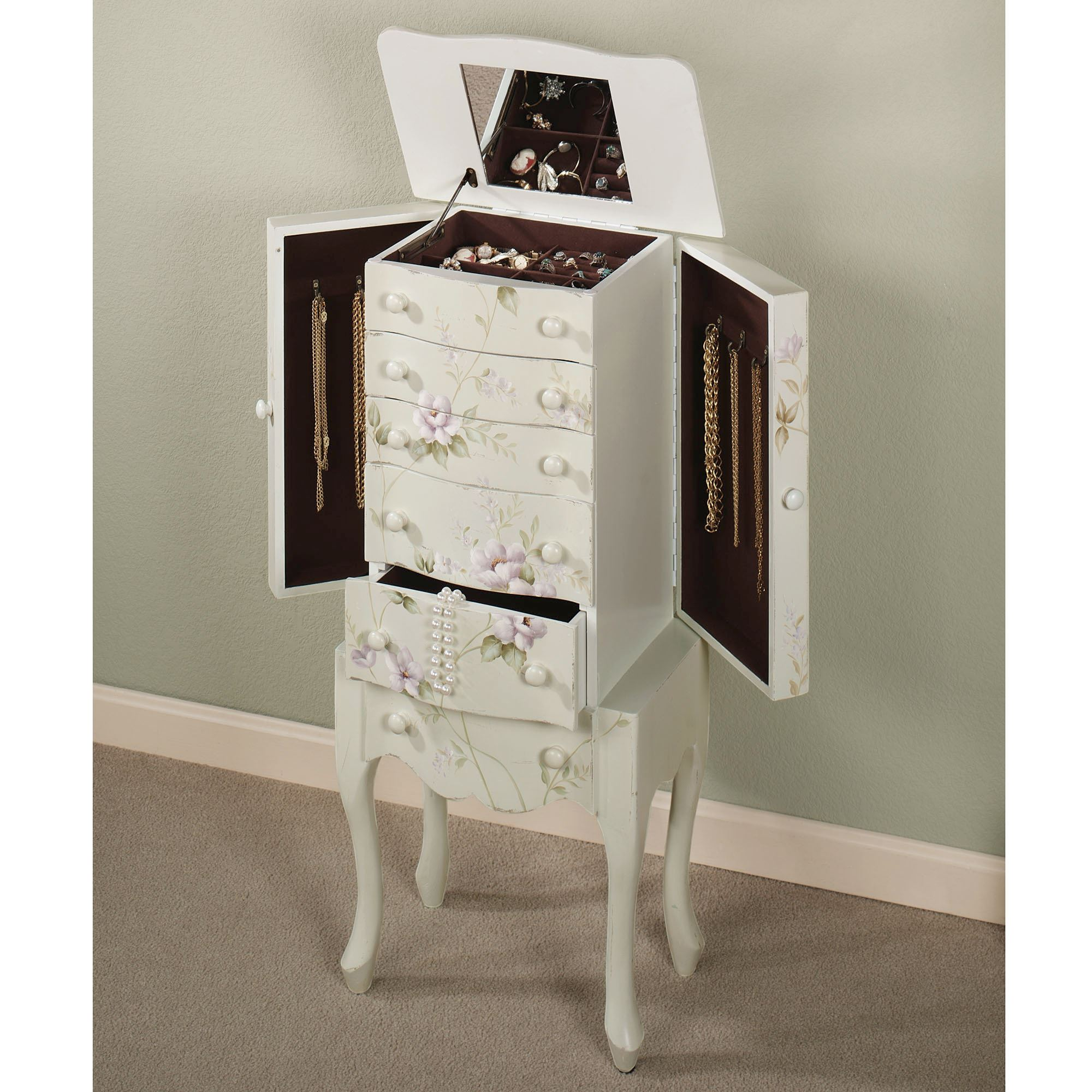 Decorating Bedroom Armoire